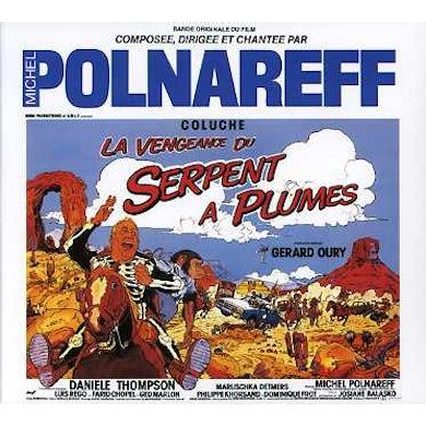 Michel Polnareff LA VENGEANCE DU SERPENT A PLUMES CD