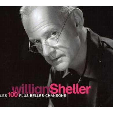 William Sheller LES 100 PLUS BELLES CHANSONS CD