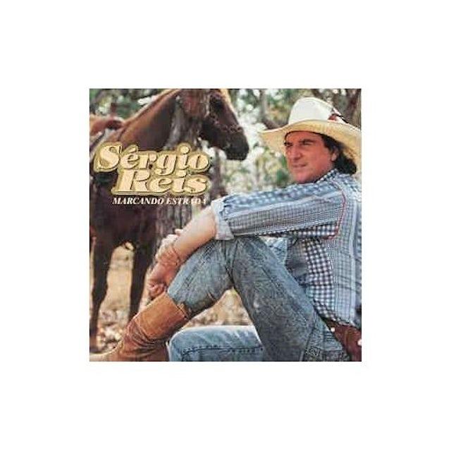 Sergio Reis MARCANDO AS ESTRADA CD