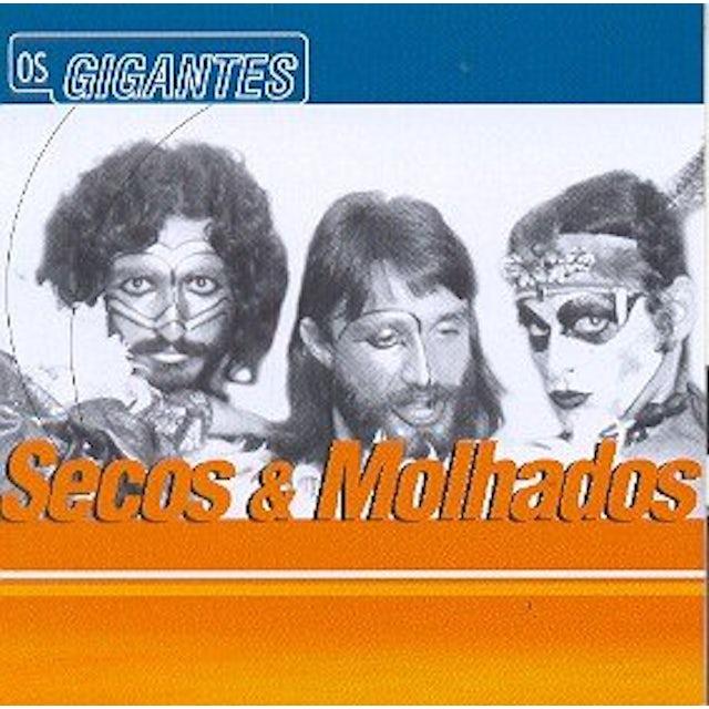 Secos & Molhados SERIE OS GIGANTES CD