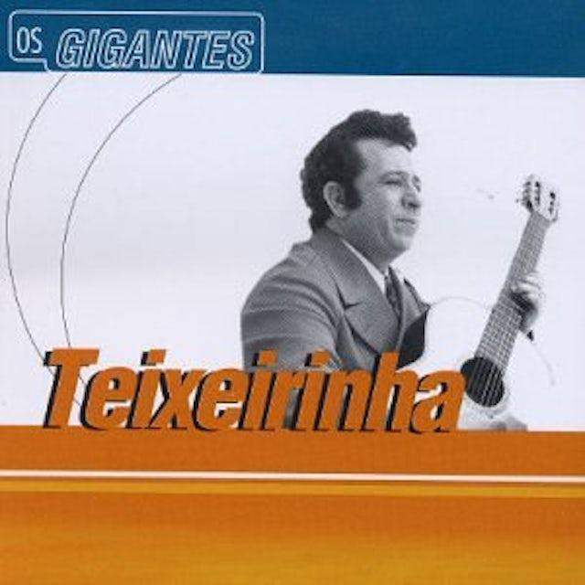 Teixeirinha SERIE OS GIGANTES CD