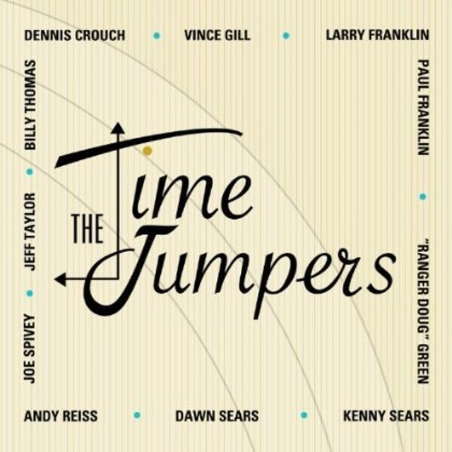 Time Jumpers Vinyl Record