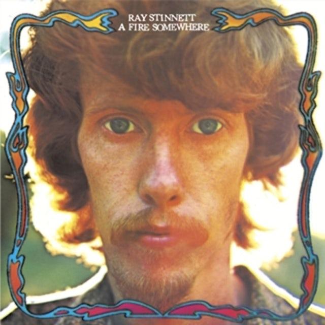 Ray Stinnett FIRE SOMEWHERE CD