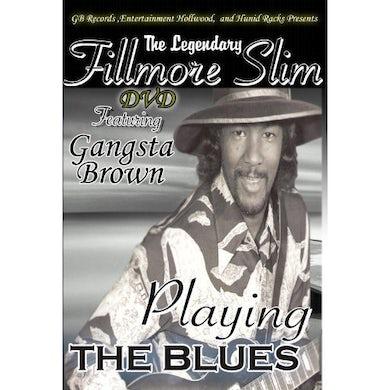 LEGENDARY FILLMORE SLIM BLUES DVD