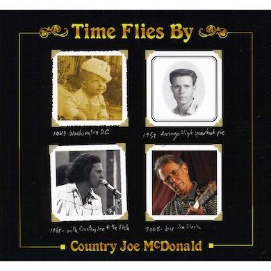 Country Joe McDonald TIME FLIES BY CD