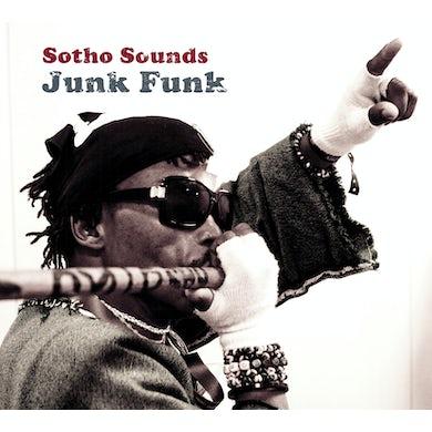 Sotho Sounds JUNK FUNK CD