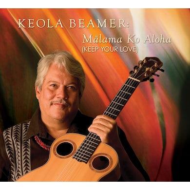 Keola Beamer MALAMA KO ALOHA CD