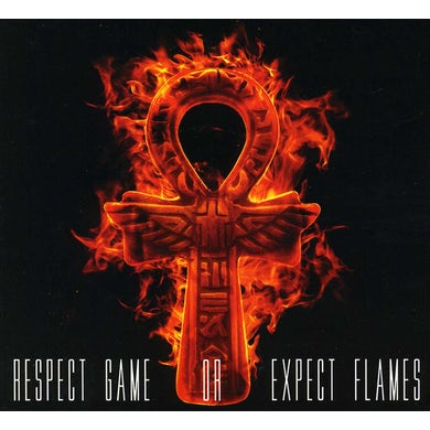 Casual RESPECT GAME OR EXPECT FLAMES CD
