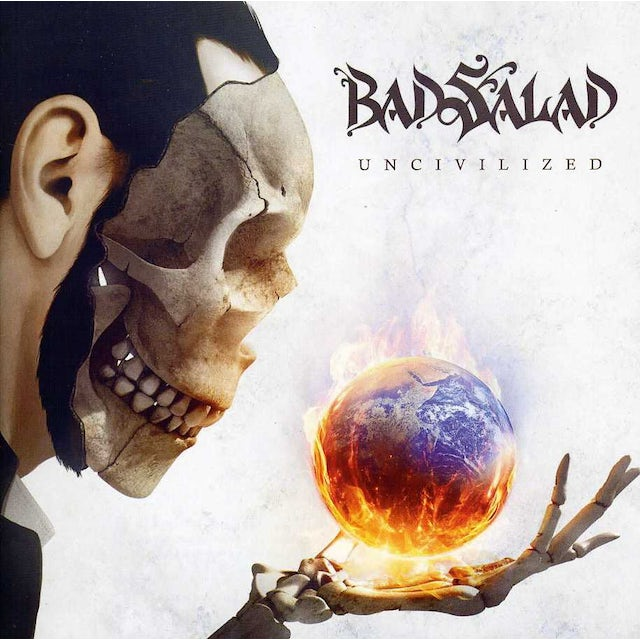 Bad Salad UNCIVILIZED CD