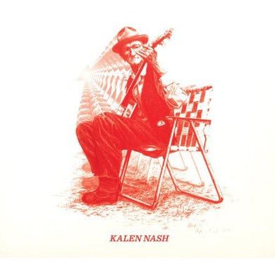 Kalen Nash UKRED Vinyl Record
