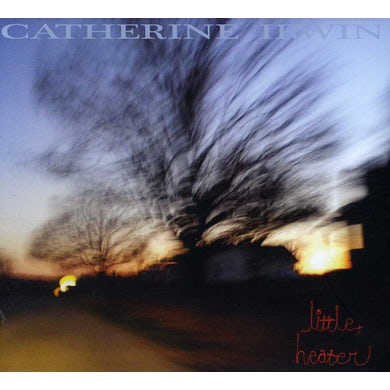 Catherine Irwin LITTLE HEATER CD