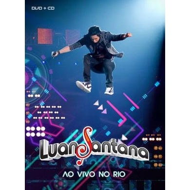 Luan Santana AO VIVO NO RIO CD