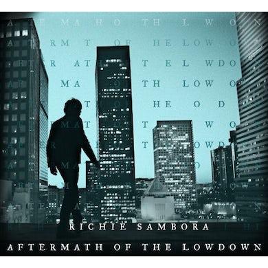 Richie Sambora AFTERMATH OF THE LOWDOWN CD