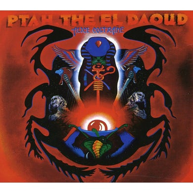 Alice Coltrane PTAH THE EL DAOUD CD
