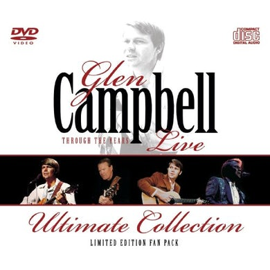 Glen Campbell THROUGH THE YEARS CD
