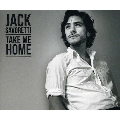 Jack Savoretti TAKE ME HOME (EP) (Vinyl)