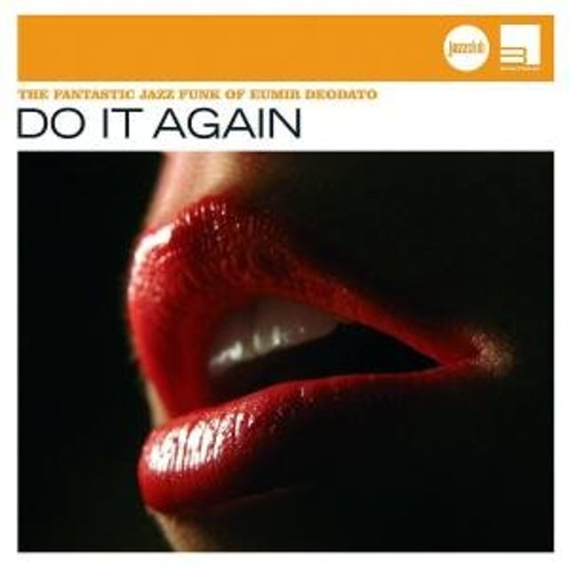 Deodato DO IT AGAIN CD