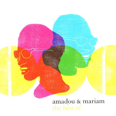 Amadou & Mariam BEST OF CD