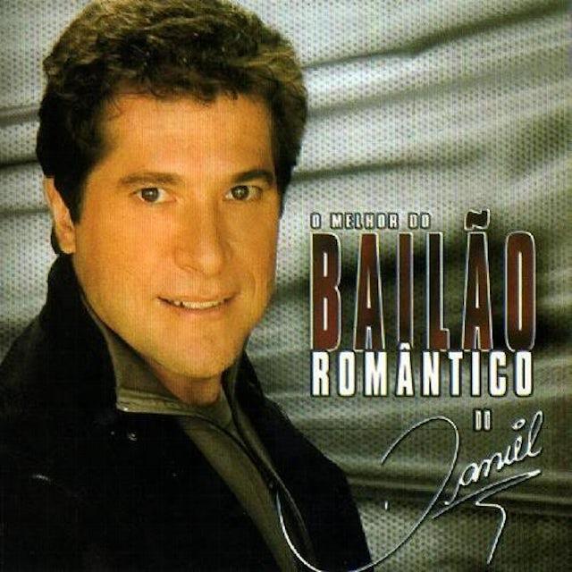 Daniel MELHOR DO BAILAO ROMANTICO CD