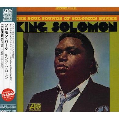 Solomon Burke KING SOLOMON CD