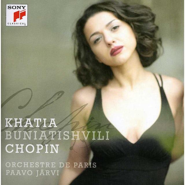 Khatia Buniatishvili CHOPIN CD