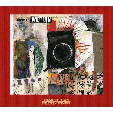 Paul Motian MONK IN MOTIAN CD