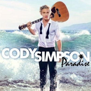 Cody Simpson PARADISE CD