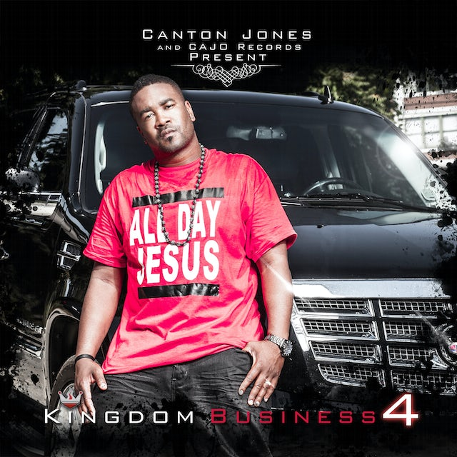 Canton Jones KINGDOM BUSINESS 4 CD