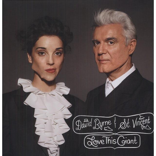 David Byrne & St Vincent LOVE THIS GIANT Vinyl Record