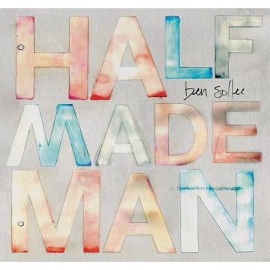 Ben Sollee HALF MADE MAN Vinyl Record