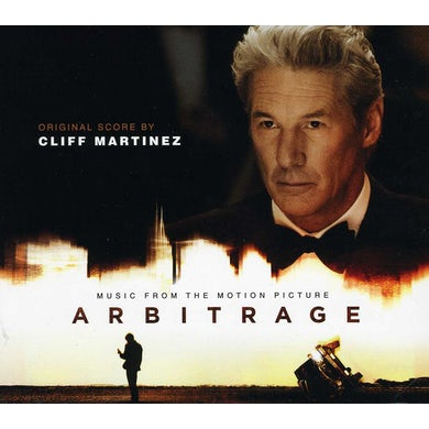 Cliff Martinez ARBITRAGE (SCORE) / Original Soundtrack CD