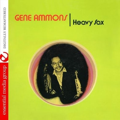 HEAVY SAX CD