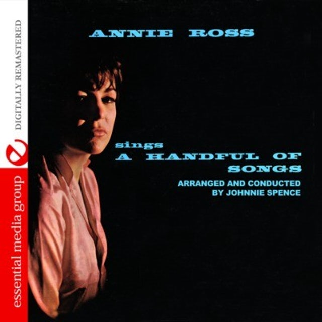 Annie Ross SINGS A HANDFUL OF SONGS CD