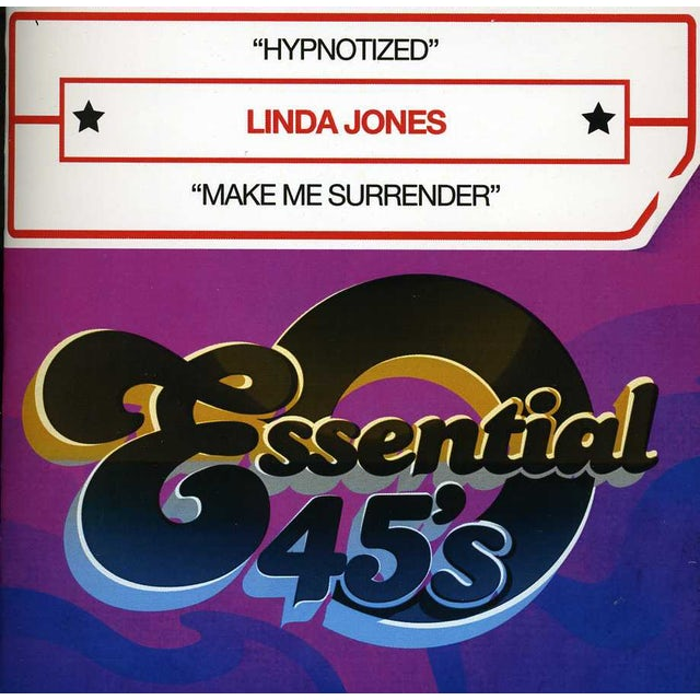Linda Jones HYPNOTIZED CD