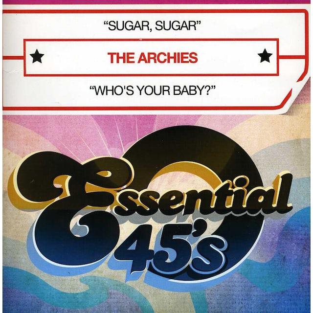 Archies SUGAR SUGAR CD