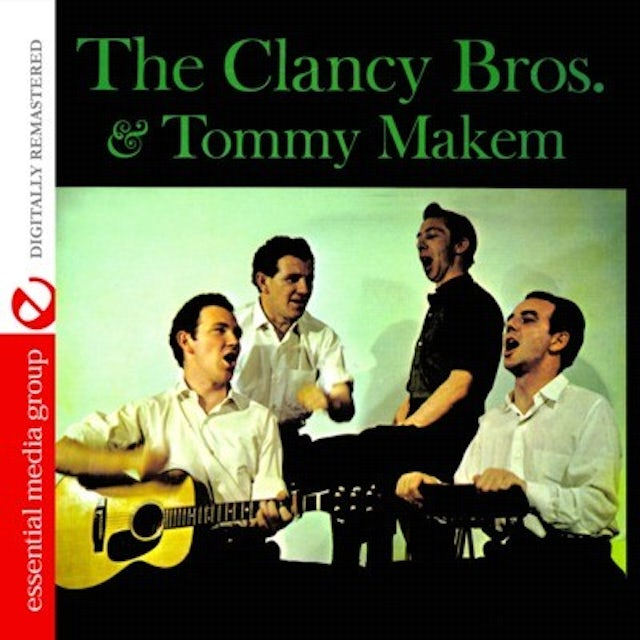 THE CLANCY BROTHERS AND TOMMY MAKEM CD