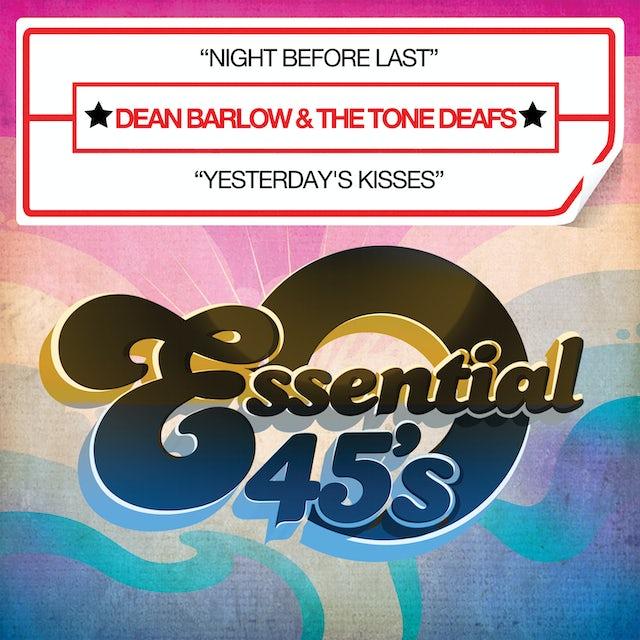Dean Barlow NIGHT BEFORE LAST CD