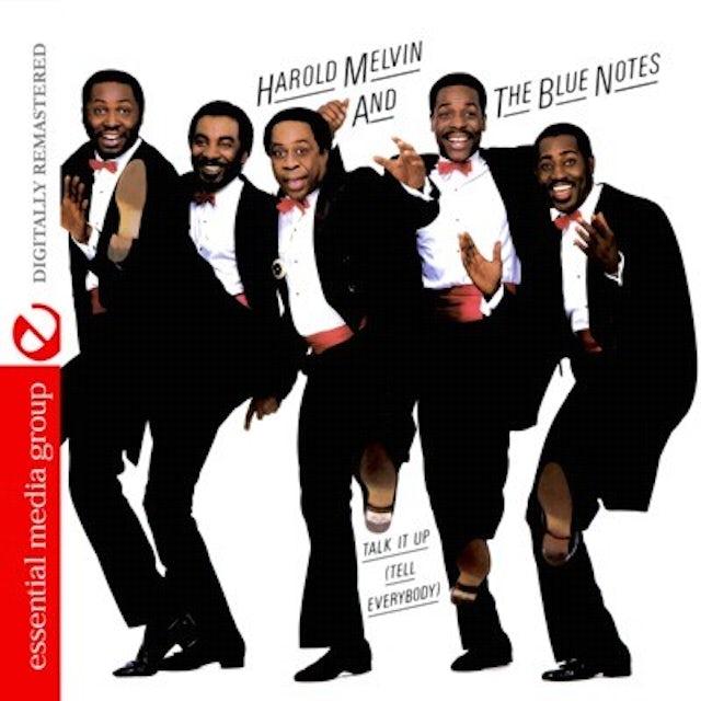 HAROLD MELVIN TALK IT UP CD