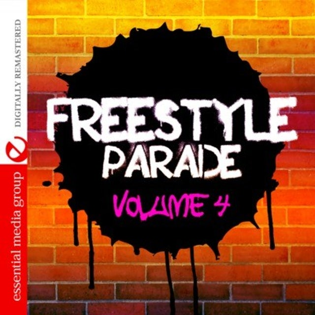 Various FREESTYLE PARADE 4 CD