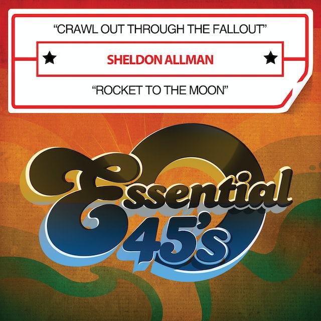 Sheldon Allman CRAWL OUT THROUGH THE FALLOUT CD
