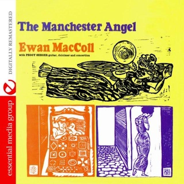 Ewan MacColl MANCHESTER ANGEL CD