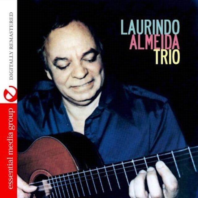 Laurindo Almeida TRIO CD