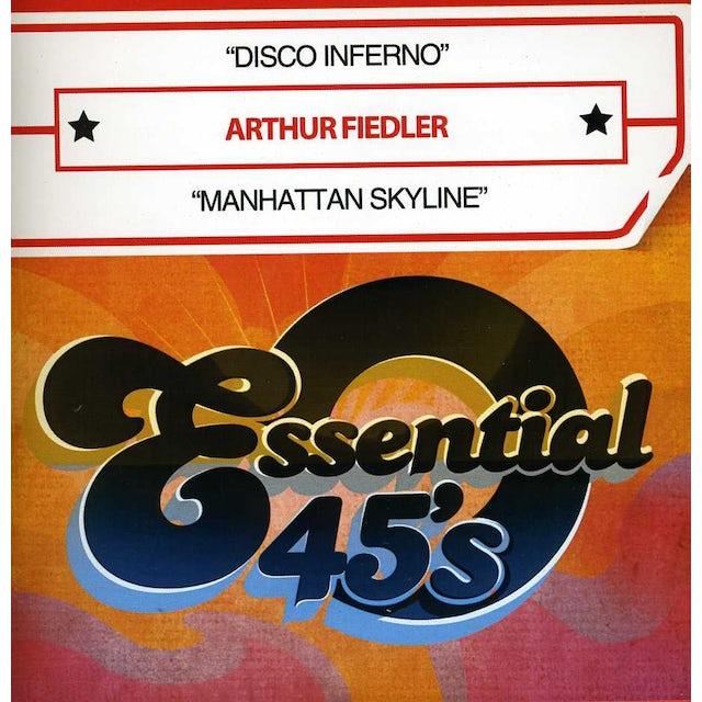 Arthur Fiedler DISCO INFERNO / MANHATTAN SKYLINE CD