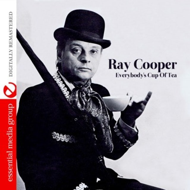 Ray Cooper EVERYBODY'S CUP OF TEA CD