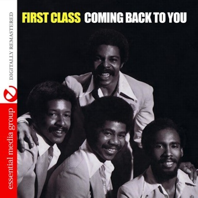 First Class COMING BACK TO YOU CD