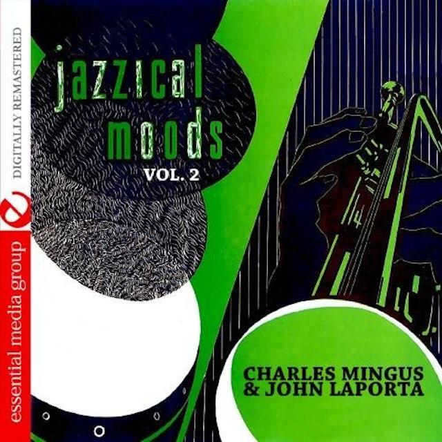 Charles Mingus JAZZICAL MOODS 2 CD