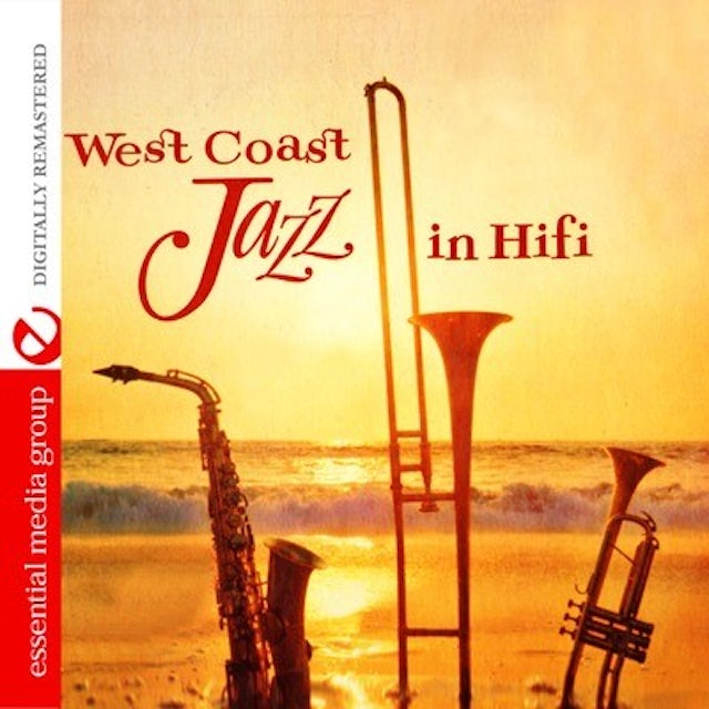 Bill Holman WEST COAST JAZZ IN HI-FI CD