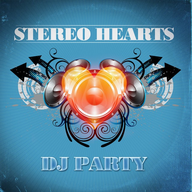 DJ Party STEREO HEARTS CD