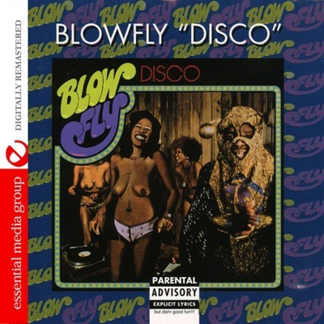 Blowfly DISCO CD