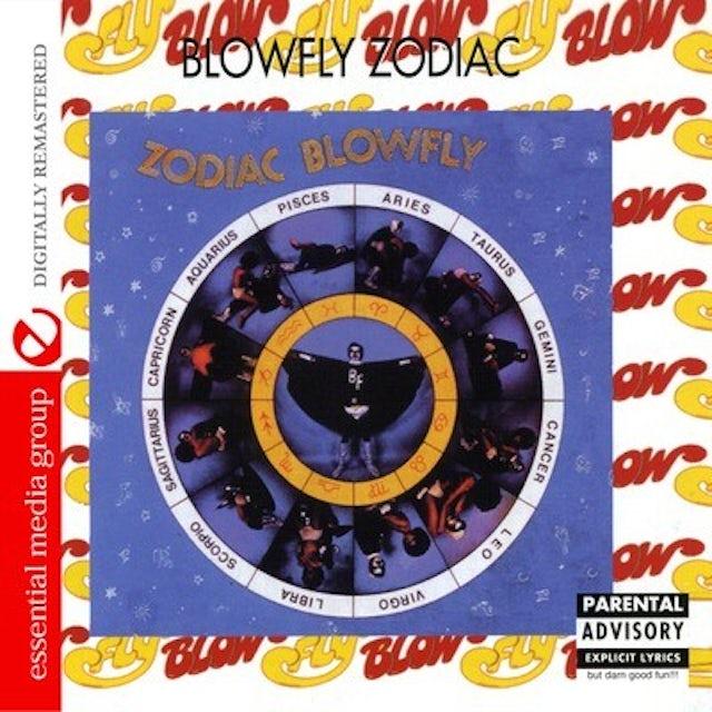 Blowfly ZODIAC CD